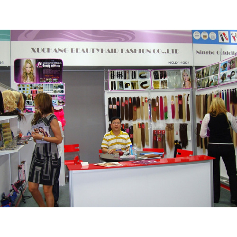 We attended COSMOPROF  Bologna Italy in 2009, 2010, 2011.