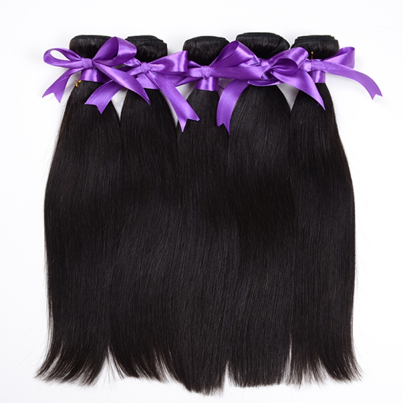 Straight Virgin Hair Wholesale 1b  Virgin Hair Straight Brazilian Hair