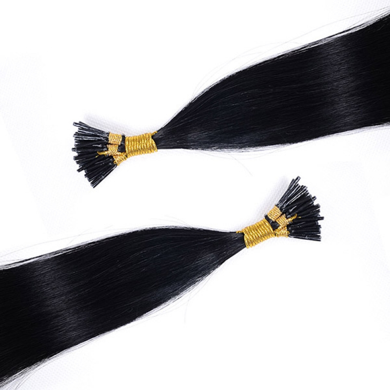 2015 Hot Selling Wholesale Cheap 10-30 Inch I Tip Hair Extensions